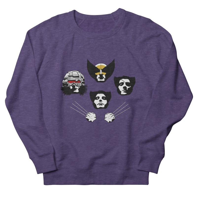 Wolverian Rhapsody Women's Sweatshirt by Andrew's Fantastic World Shop