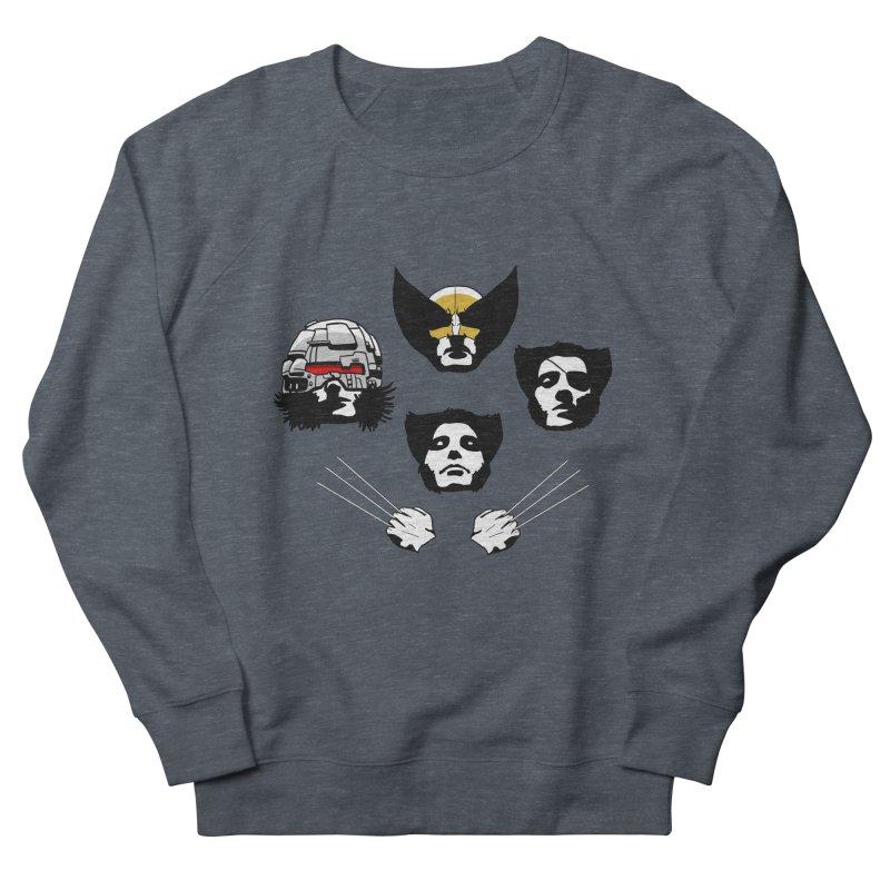 Wolverian Rhapsody Men's Sweatshirt by Andrew's Fantastic World Shop