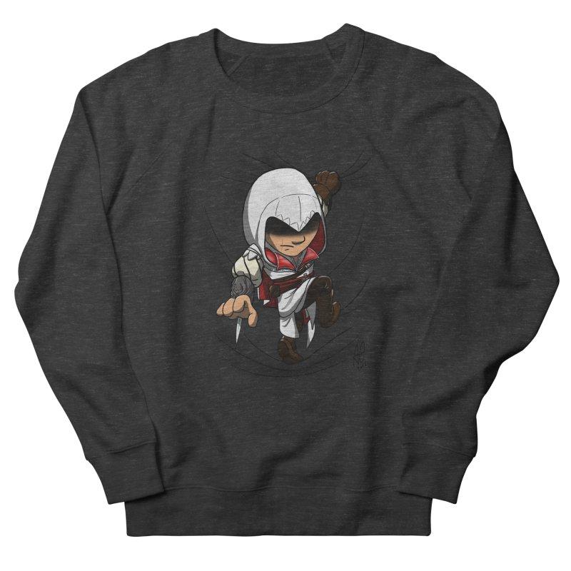 Assassin's Climb Women's Sweatshirt by Andrew's Fantastic World Shop