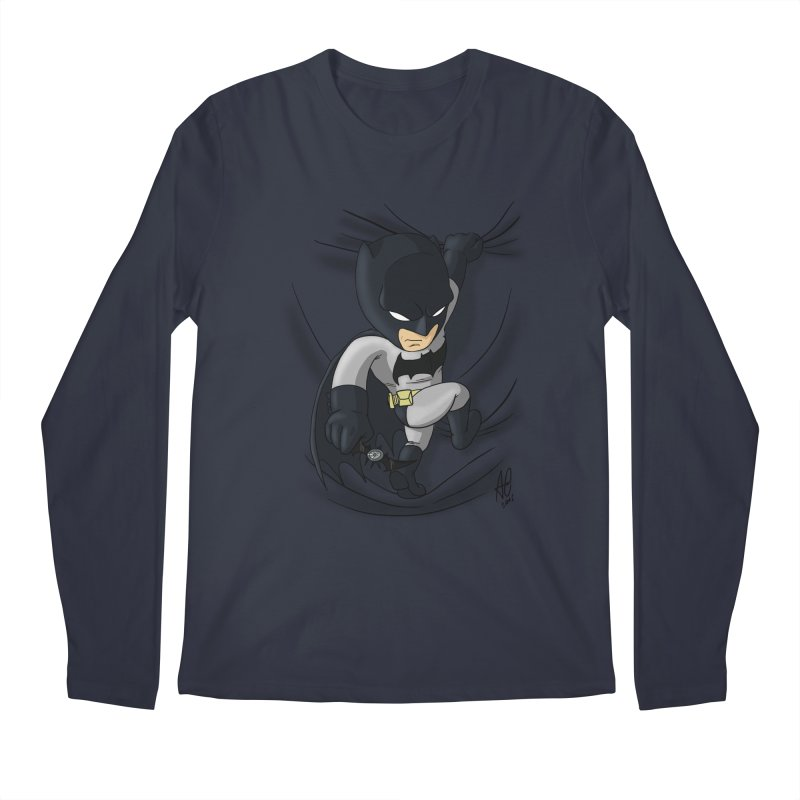 Looking for justice Men's Longsleeve T-Shirt by Andrew's Fantastic World Shop