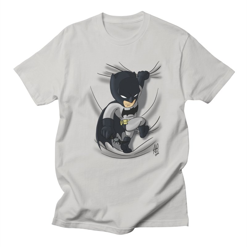 Looking for justice Men's T-shirt by Andrew's Fantastic World Shop