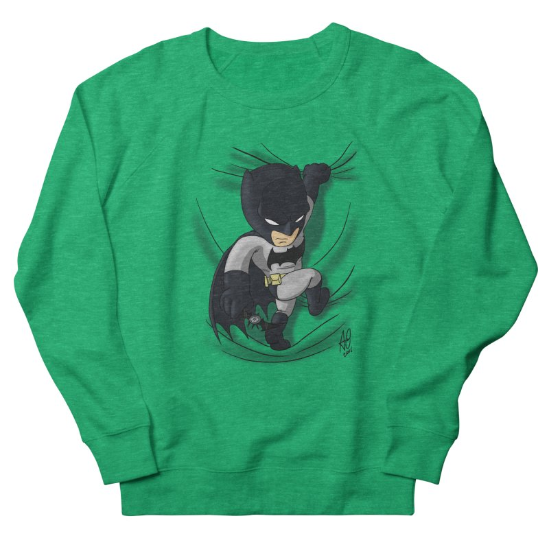 Looking for justice Women's Sweatshirt by Andrew's Fantastic World Shop