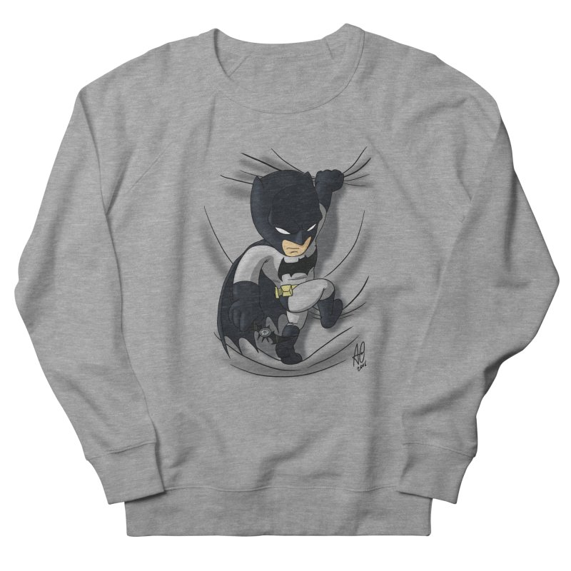 Looking for justice Women's French Terry Sweatshirt by Andrew's Fantastic World Shop