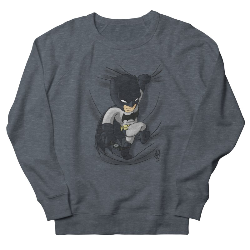 Looking for justice Men's Sweatshirt by Andrew's Fantastic World Shop
