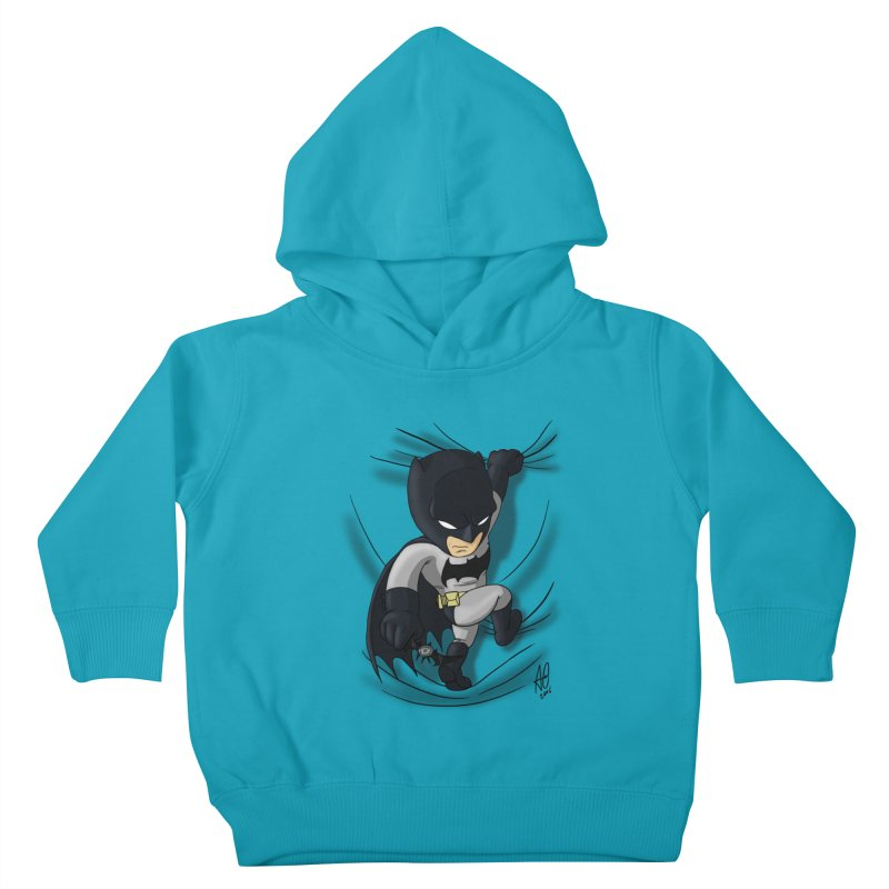 Looking for justice Kids Toddler Pullover Hoody by Andrew's Fantastic World Shop