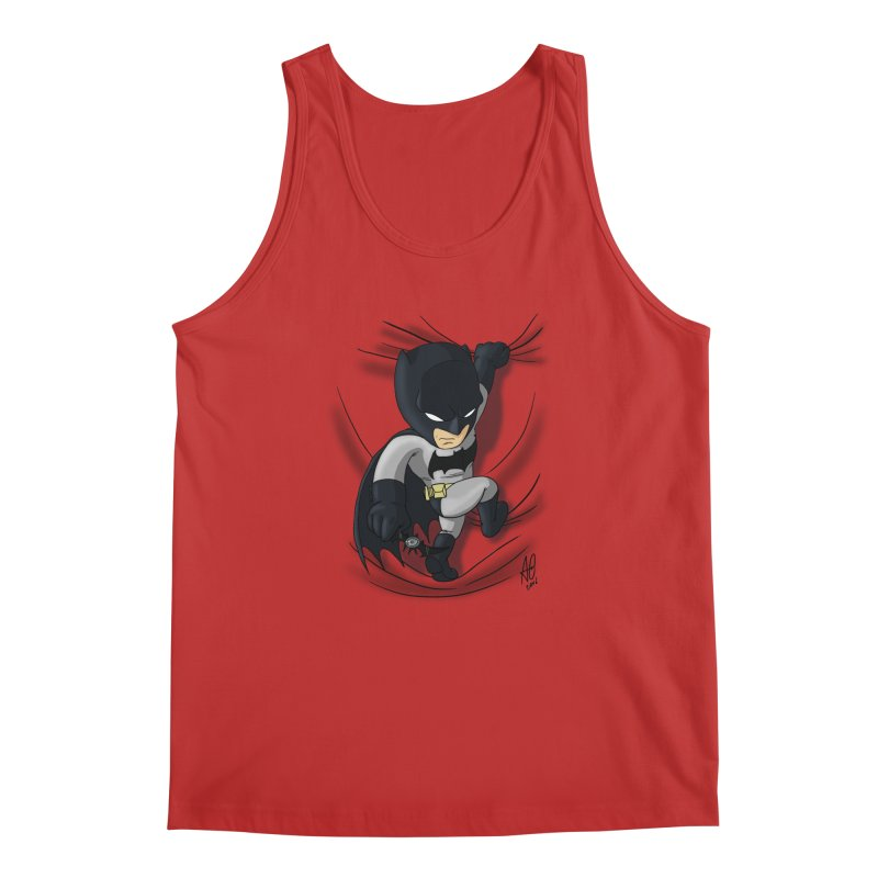 Looking for justice Men's Tank by Andrew's Fantastic World Shop