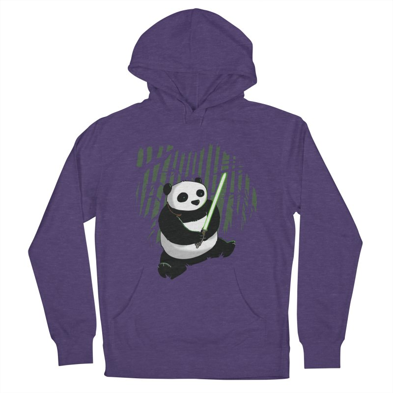 Pandawan Men's Pullover Hoody by Andrew's Fantastic World Shop