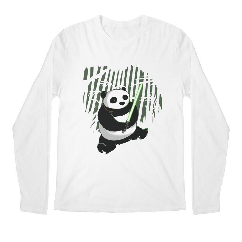 Pandawan Men's Longsleeve T-Shirt by Andrew's Fantastic World Shop