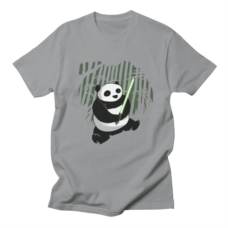 Pandawan Men's T-Shirt by Andrew's Fantastic World Shop