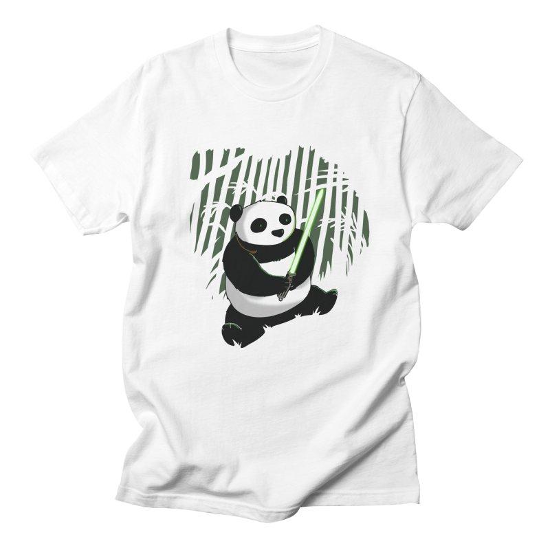 Pandawan Men's T-shirt by Andrew's Fantastic World Shop