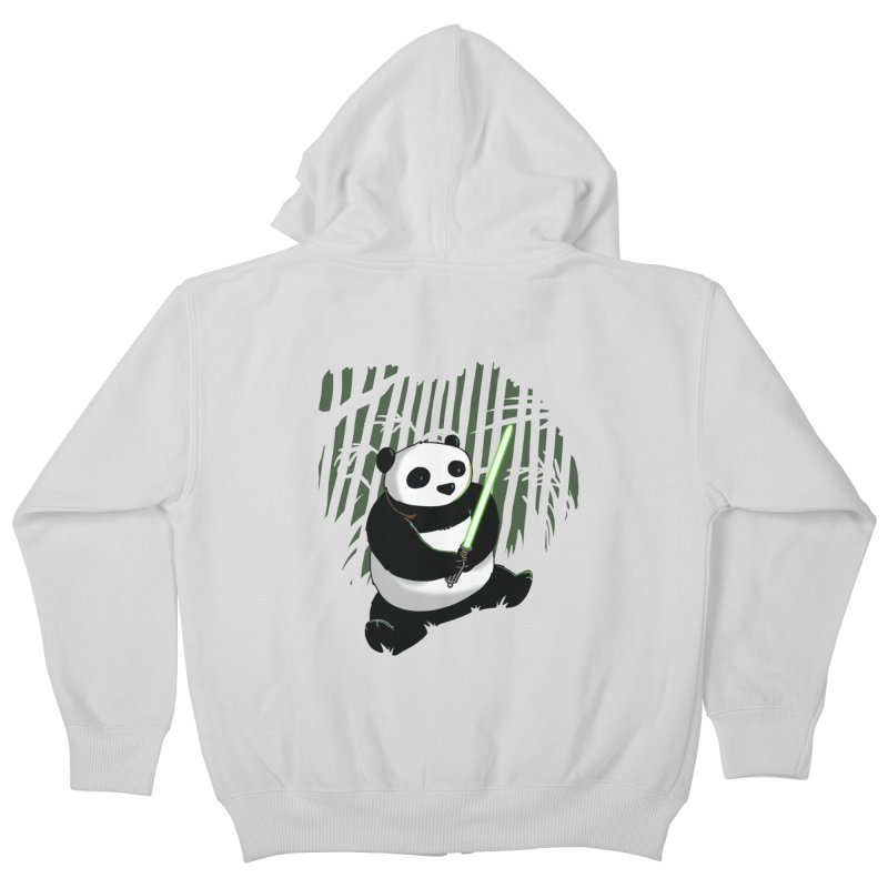 Pandawan Kids Zip-Up Hoody by Andrew's Fantastic World Shop