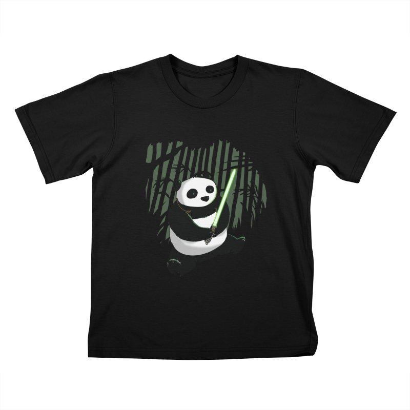 Pandawan Kids T-Shirt by Andrew's Fantastic World Shop
