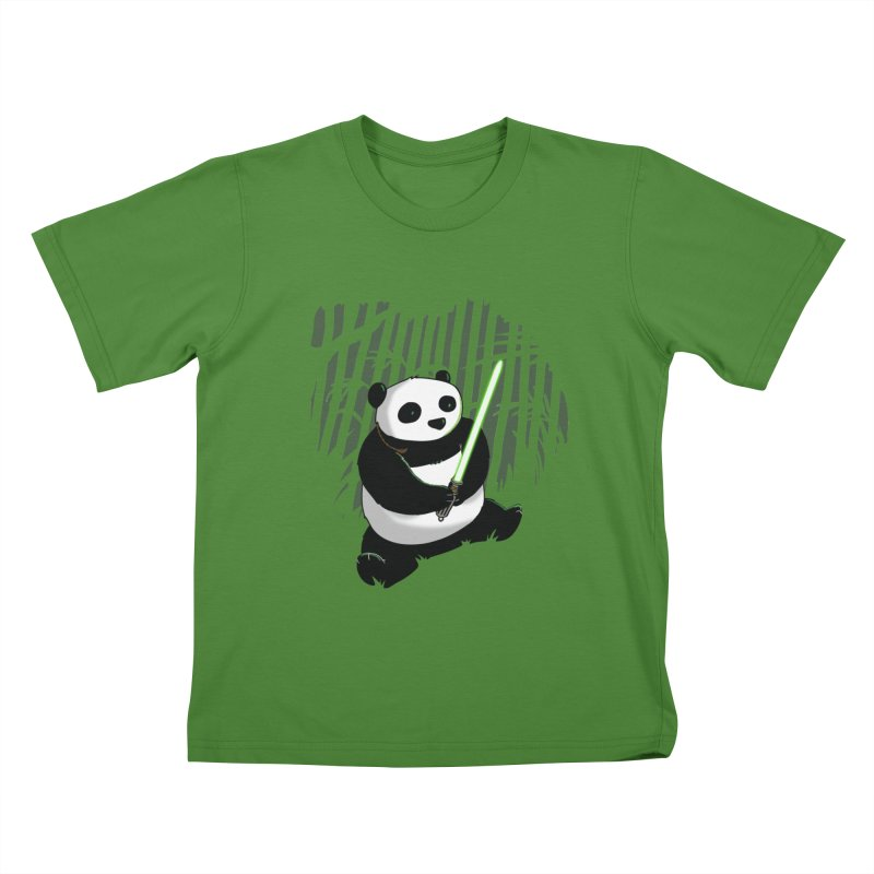 Pandawan Kids T-Shirt by Andrew's Fantastic World Shop
