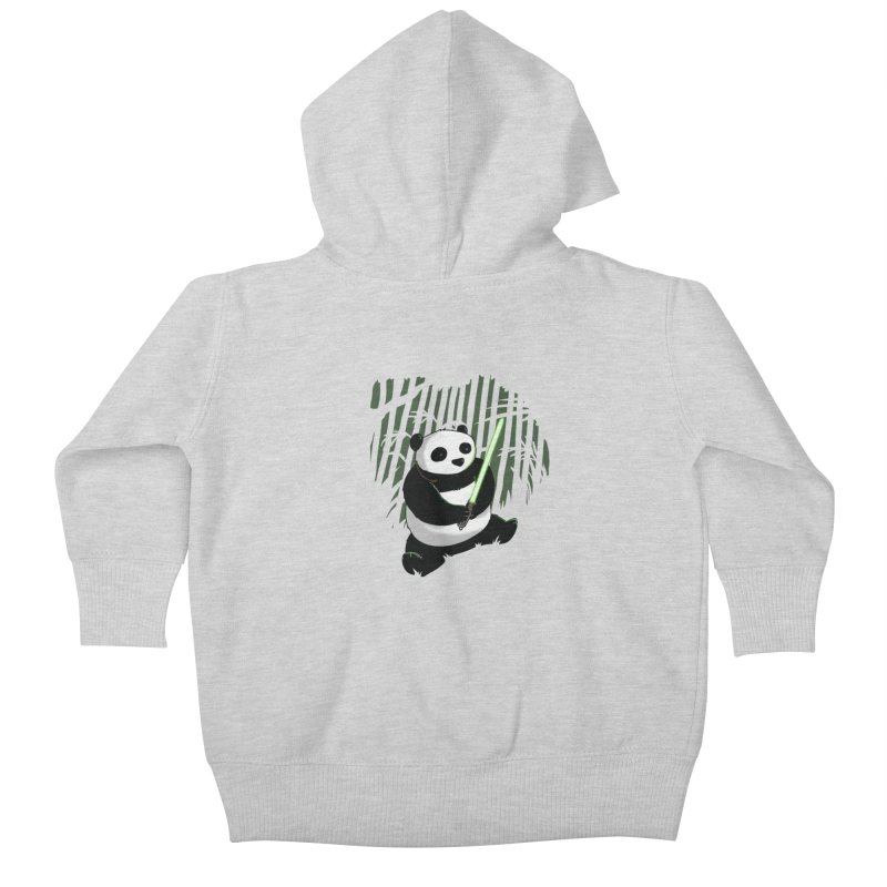 Pandawan Kids Baby Zip-Up Hoody by Andrew's Fantastic World Shop
