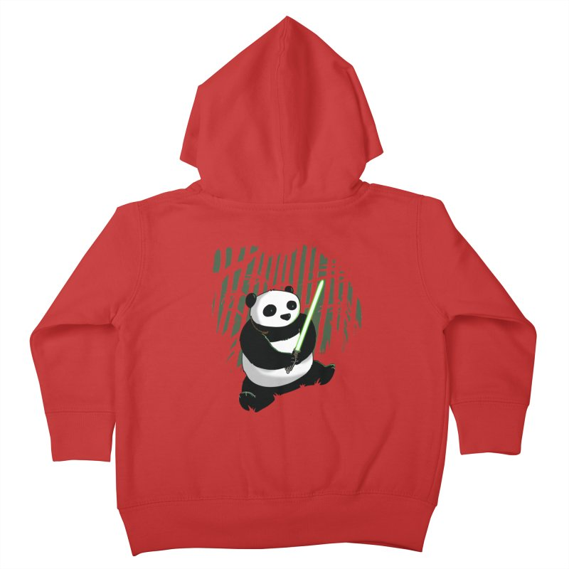 Pandawan Kids Toddler Zip-Up Hoody by Andrew's Fantastic World Shop