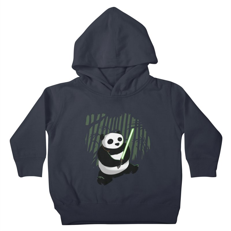 Pandawan Kids Toddler Pullover Hoody by Andrew's Fantastic World Shop