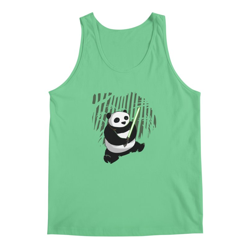 Pandawan Men's Tank by Andrew's Fantastic World Shop