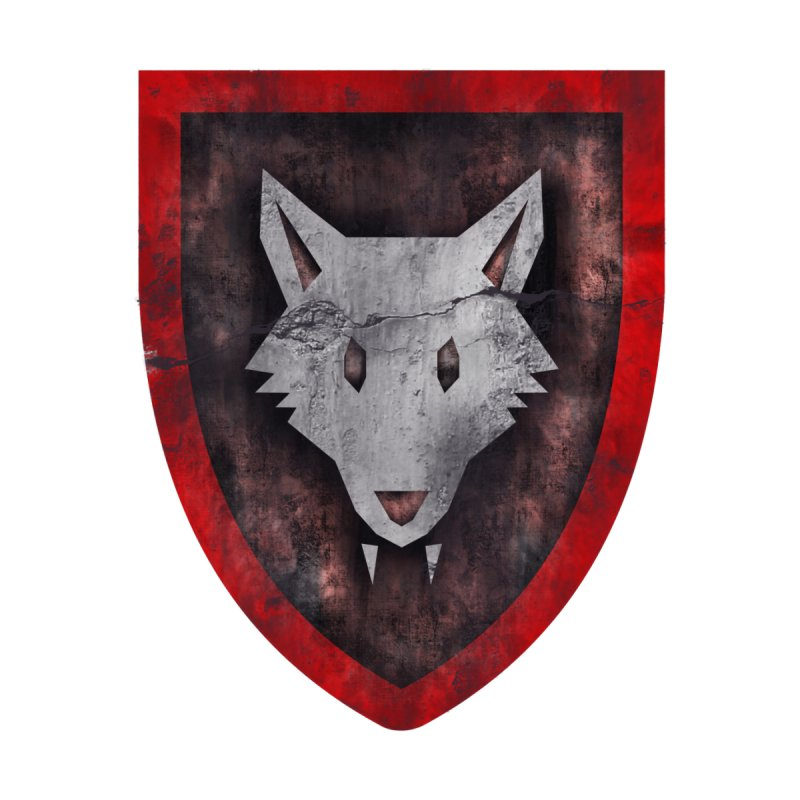Wolfpack Shield by andrewbohrer's Artist Shop