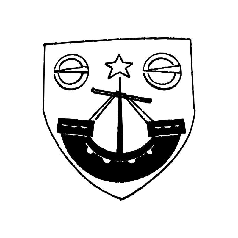 Gunn Clan Shield Men's T-Shirt by Andrew Cotten's Artist Shop