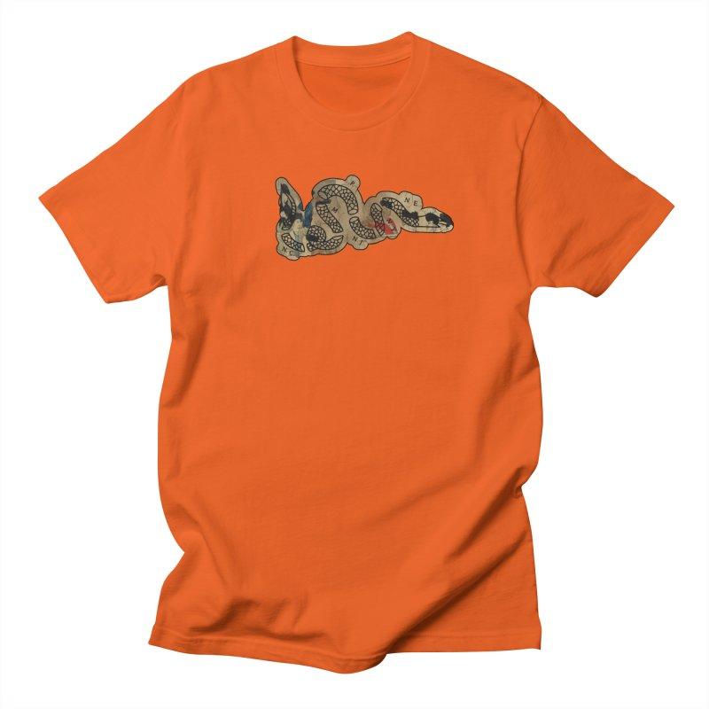 Join or Die Boston Massacre Men's T-Shirt by Andrew Cotten's Artist Shop