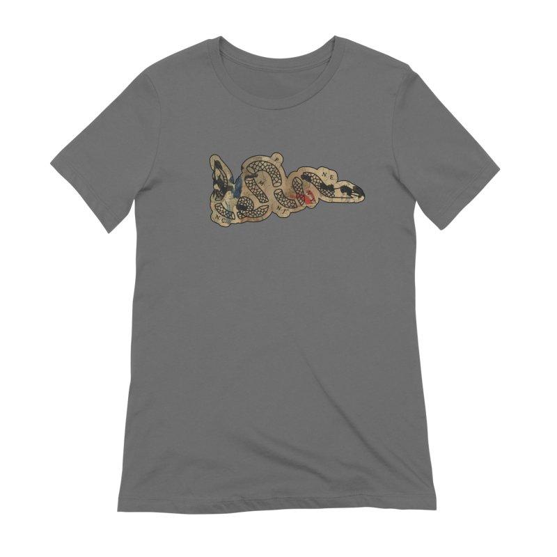 Join or Die Boston Massacre Women's T-Shirt by Andrew Cotten's Artist Shop