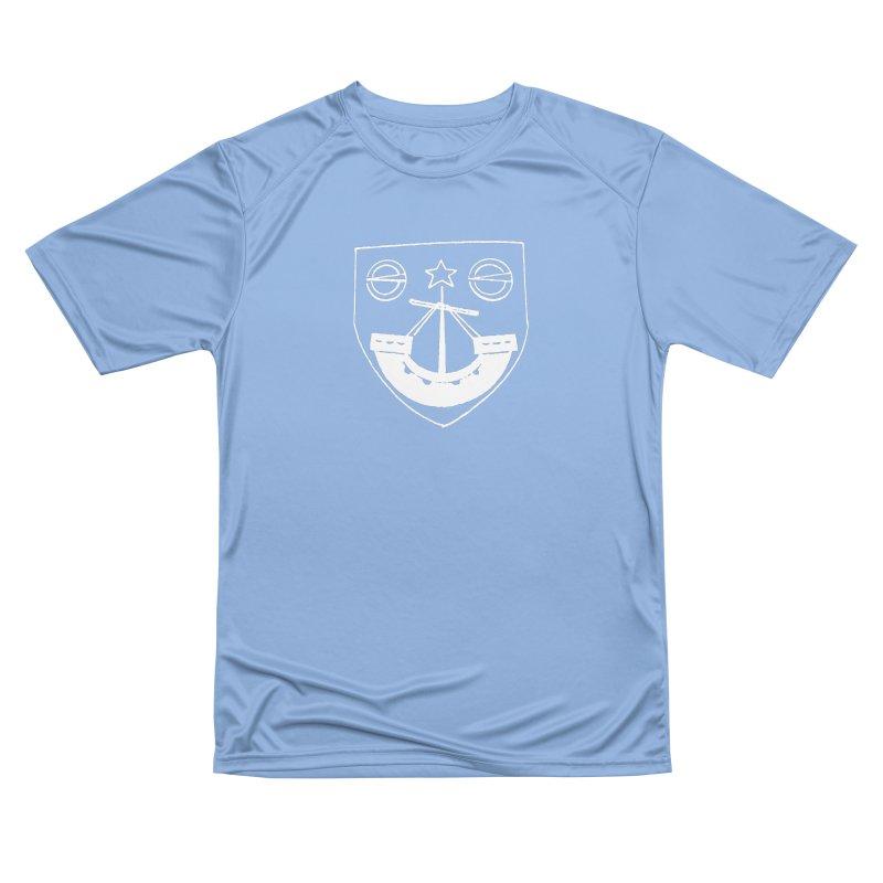 Gunn Clan Shield White Women's T-Shirt by Andrew Cotten's Artist Shop