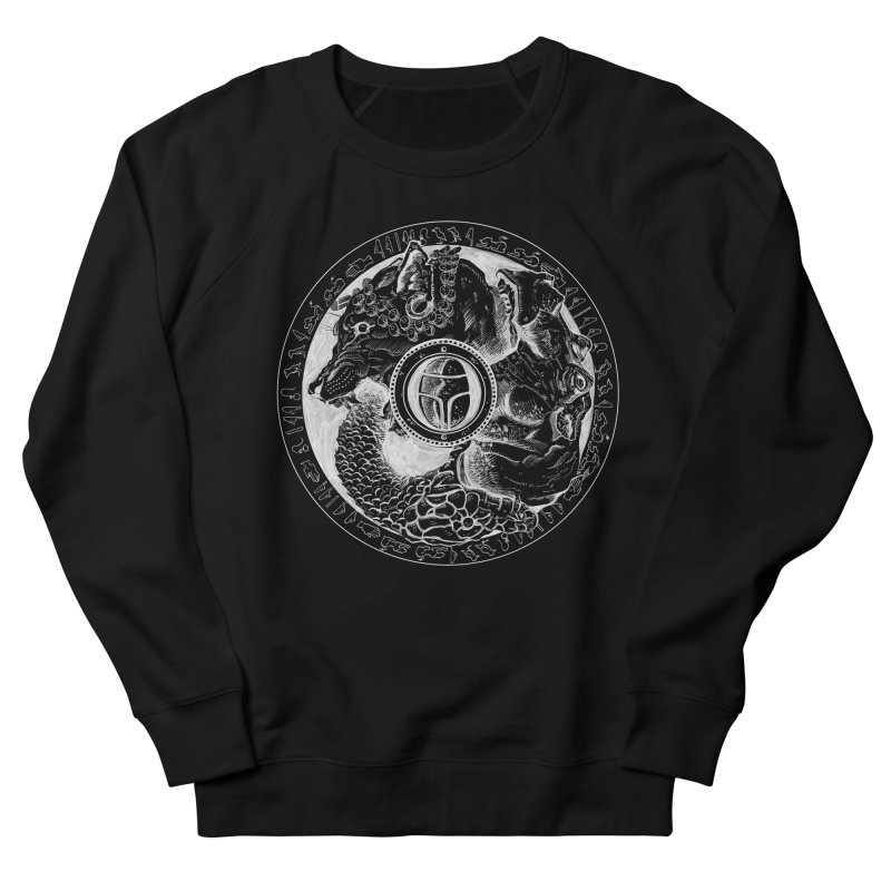 Scarabs Comic logo Men's Sweatshirt by Andrew Dorland's Shop of Wonderful Things