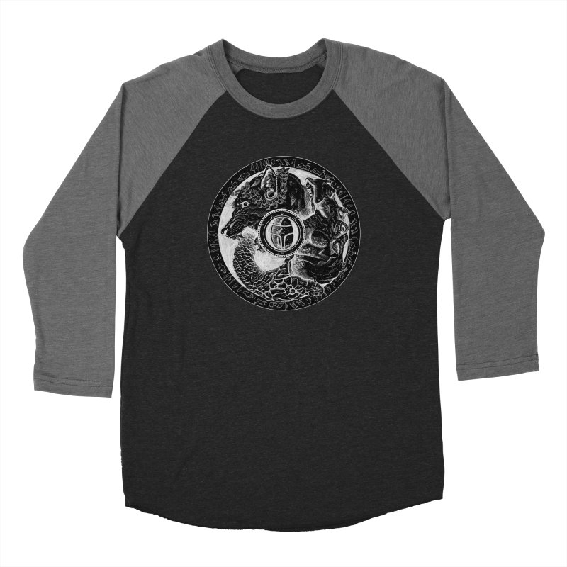 Scarabs Comic logo Women's Longsleeve T-Shirt by Andrew Dorland's Shop of Wonderful Things