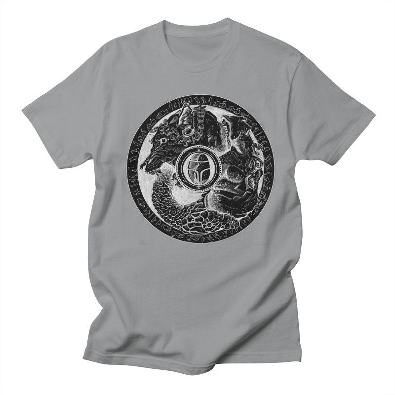 Scarabs Comic logo Men's Regular T-Shirt by Andrew Dorland's Shop of Wonderful Things