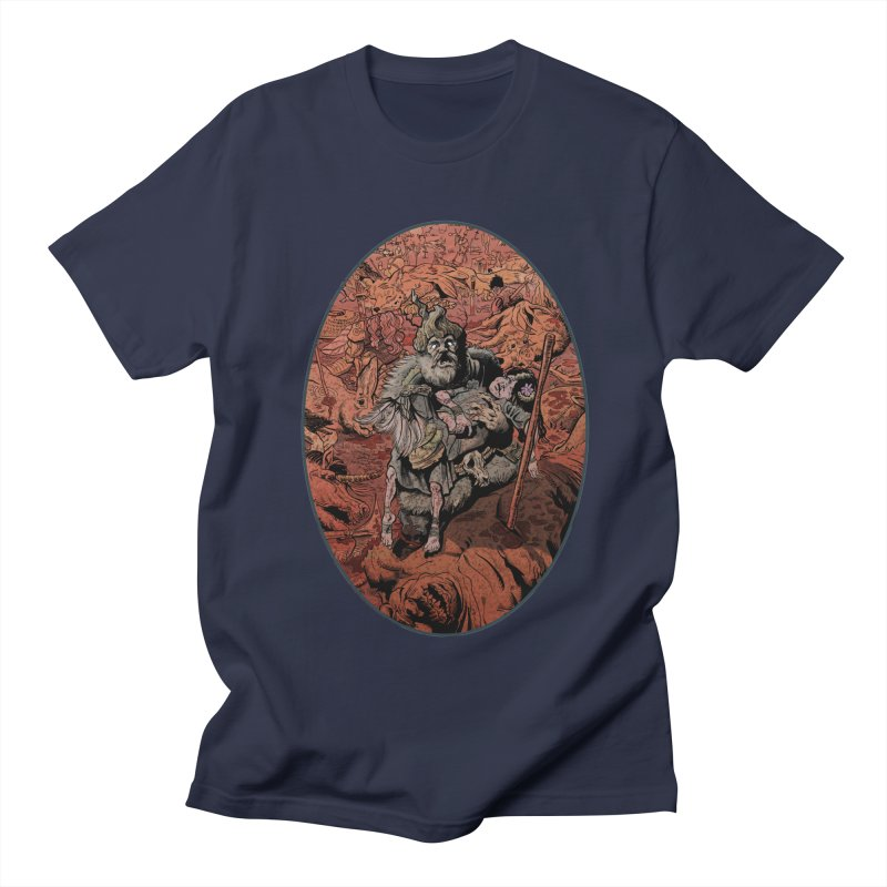 The Fairy Man - Babbins Men's T-Shirt by Andrew Dorland's Shop of Wonderful Things