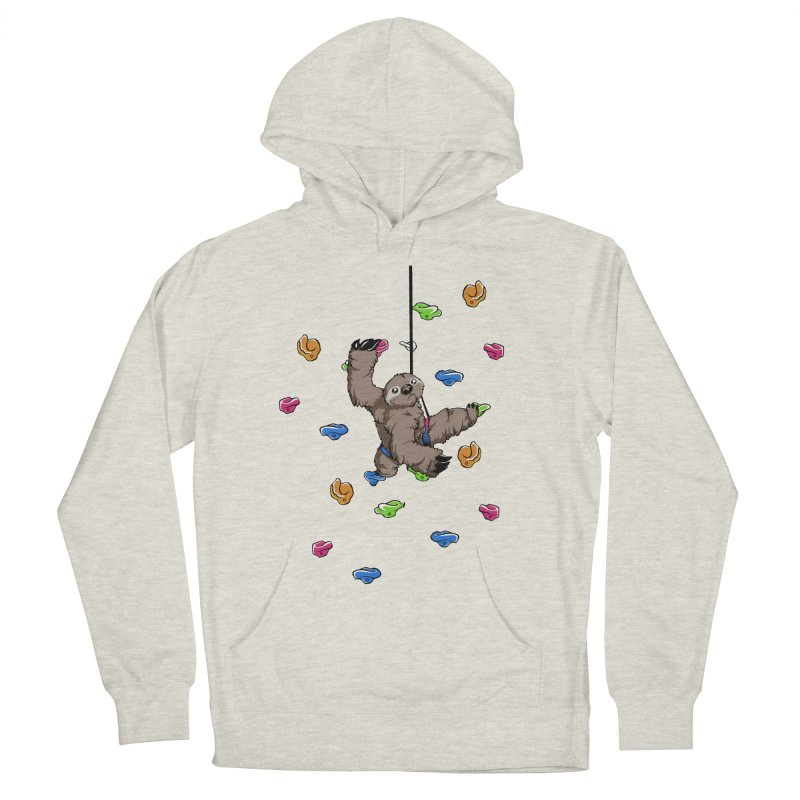 The Climber Women's Pullover Hoody by andrewedwards's Artist Shop