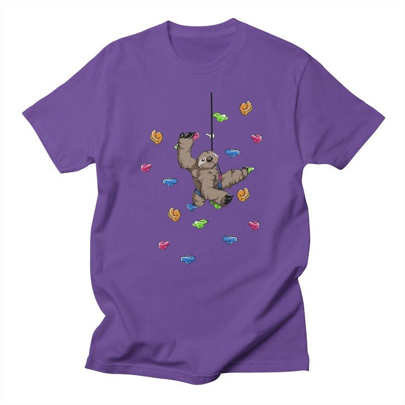 The Climber Women's Unisex T-Shirt by andrewedwards's Artist Shop