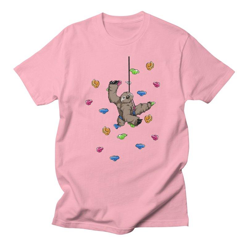 The Climber Women's Regular Unisex T-Shirt by andrewedwards's Artist Shop