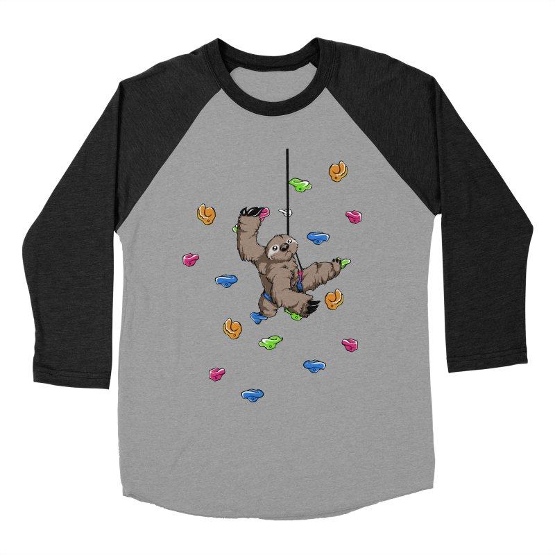 The Climber Women's Baseball Triblend T-Shirt by andrewedwards's Artist Shop