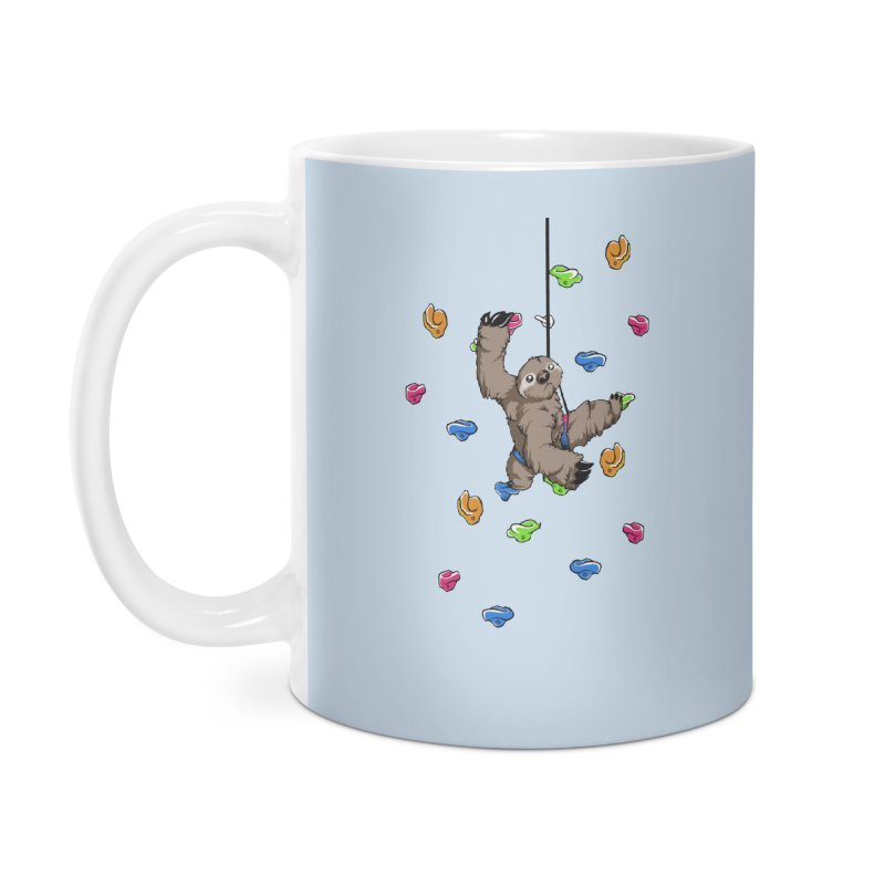 The Climber Accessories Mug by andrewedwards's Artist Shop
