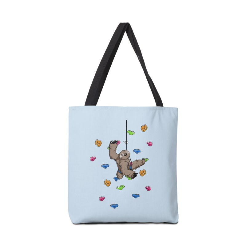 The Climber Accessories Tote Bag Bag by andrewedwards's Artist Shop