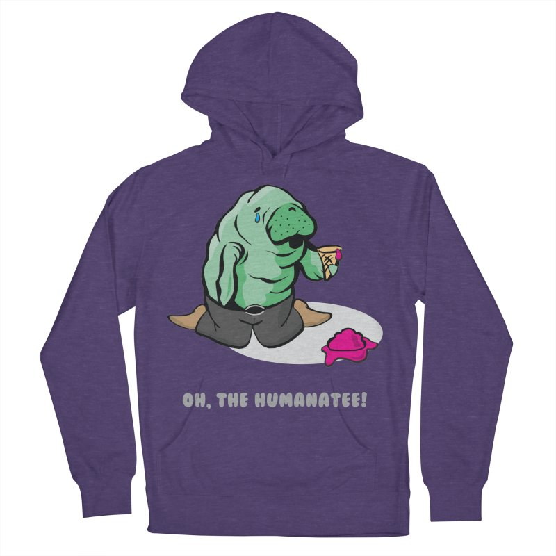 The Humanatee Women's Pullover Hoody by andrewedwards's Artist Shop