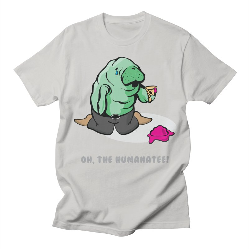 The Humanatee Men's Regular T-Shirt by andrewedwards's Artist Shop