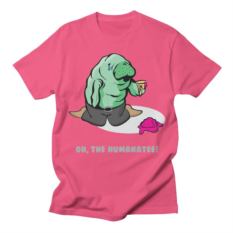 The Humanatee Men's T-shirt by andrewedwards's Artist Shop