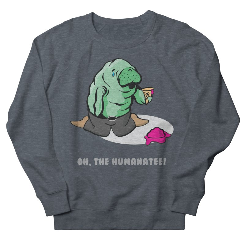 The Humanatee Men's French Terry Sweatshirt by andrewedwards's Artist Shop