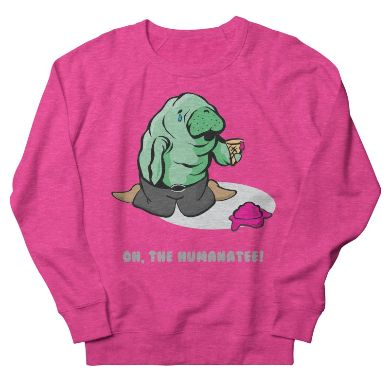 The Humanatee Men's Sweatshirt by andrewedwards's Artist Shop