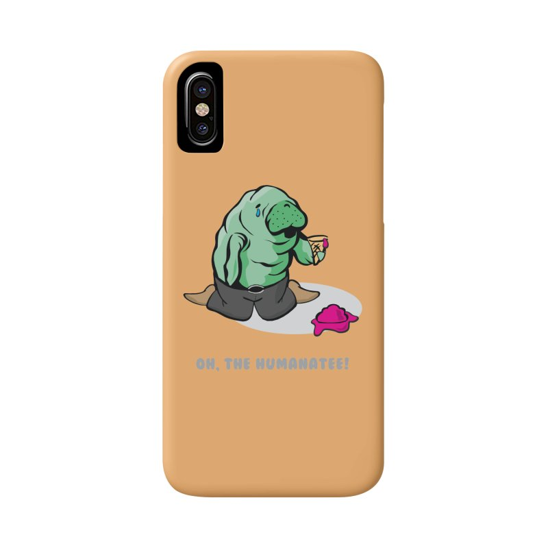 The Humanatee Accessories Phone Case by andrewedwards's Artist Shop