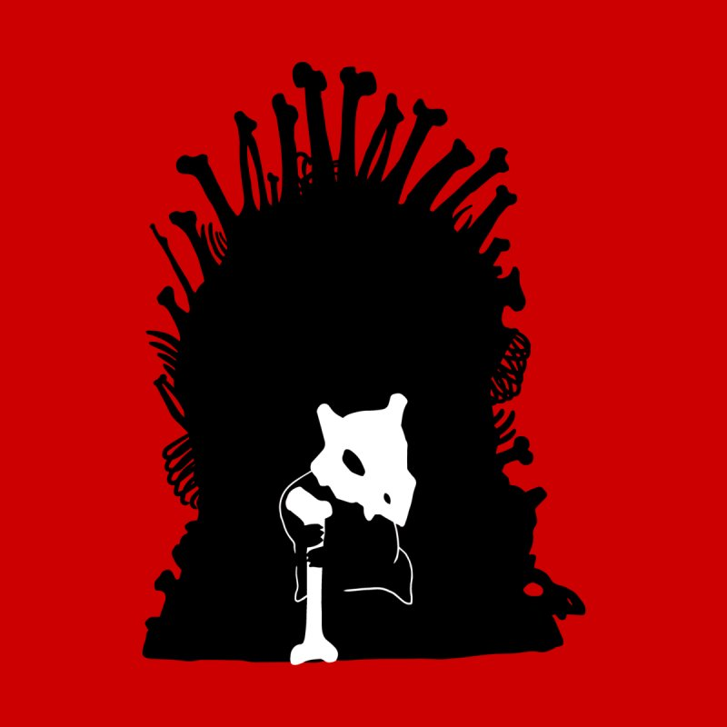 Game of Bones Women's T-Shirt by Andrew's Fantastic World Shop