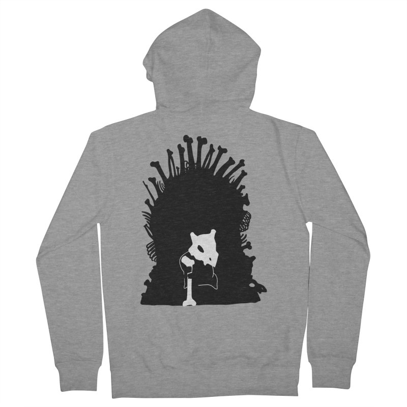 Game of Bones Women's Zip-Up Hoody by Andrew's Fantastic World Shop