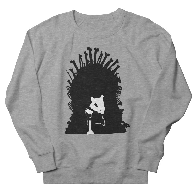 Game of Bones Women's Sweatshirt by Andrew's Fantastic World Shop
