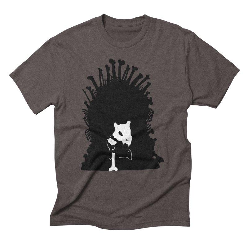 Game of Bones Men's Triblend T-Shirt by Andrew's Fantastic World Shop