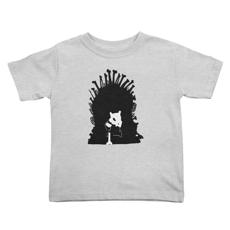 Game of Bones Kids Toddler T-Shirt by Andrew's Fantastic World Shop