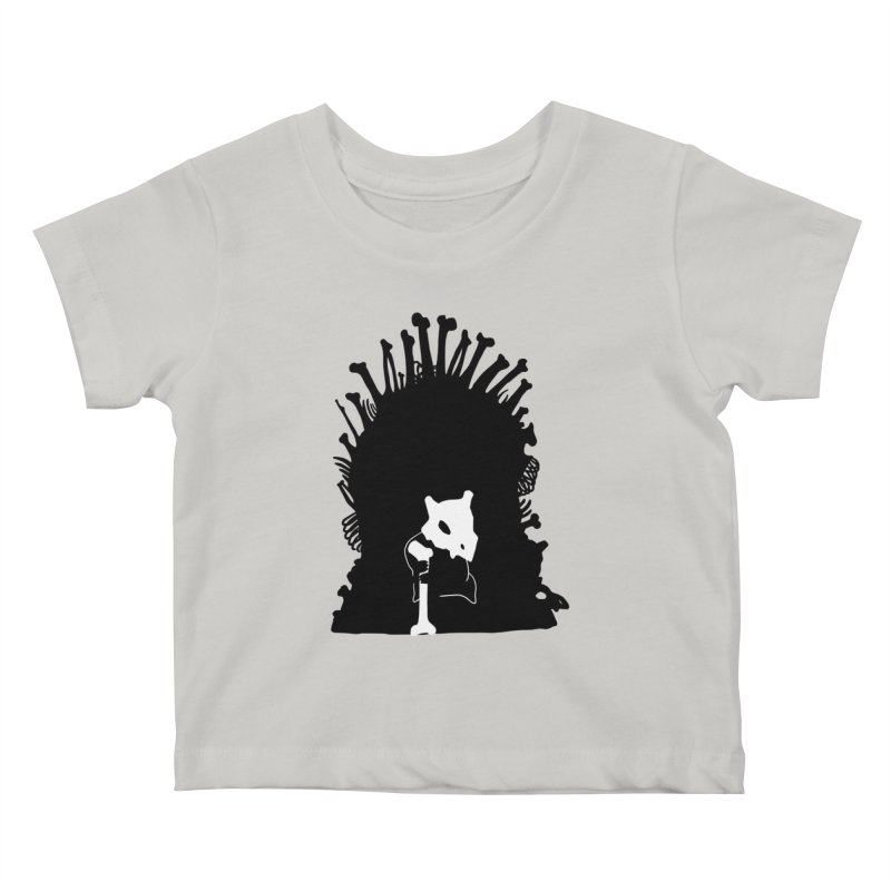 Game of Bones Kids Baby T-Shirt by Andrew's Fantastic World Shop