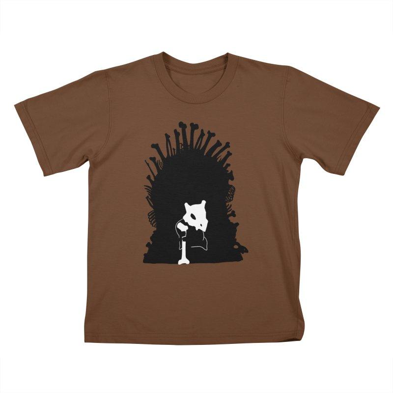 Game of Bones Kids T-shirt by Andrew's Fantastic World Shop
