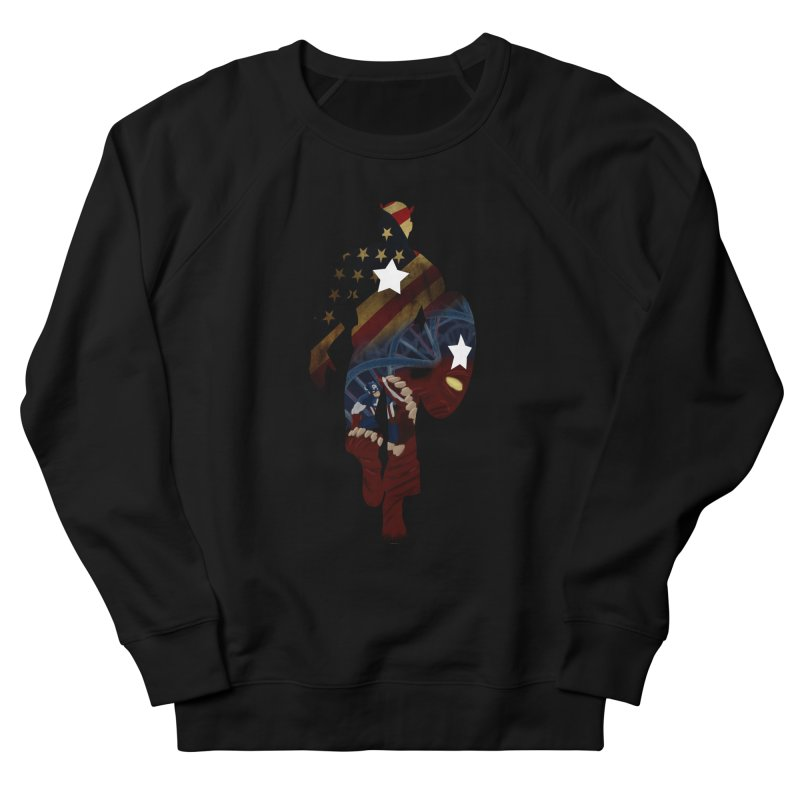 Son of Freedom Women's Sweatshirt by Andrew's Fantastic World Shop